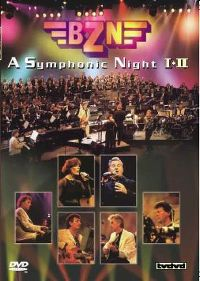 Cover BZN - A Symphonic Night 1 & 2 [DVD]